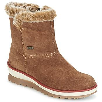 kengät Naiset Bootsit Rieker BATIA Brown