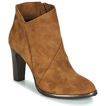 kengät Naiset Nilkkurit Myma PELOUR Cognac
