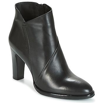 kengät Naiset Nilkkurit Myma POIR Musta