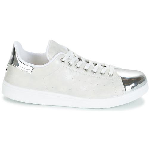 Yurban HETTANE Grey / Hopea 6046192 Naisten kengät