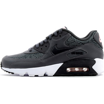 kengät Miehet Matalavartiset tennarit Nike Air Max 90 SE Jr Black