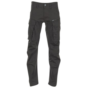 vaatteet Miehet Reisitaskuhousut G-Star Raw ROVIC ZIP 3D TAPERED Grey
