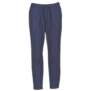 vaatteet Naiset Väljät housut / Haaremihousut G-Star Raw BRONSON PS SPORT WMN Blue