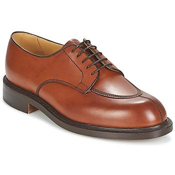 kengät Miehet Derby-kengät Barker PARIS Pink
