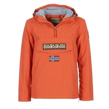 vaatteet Miehet Parkatakki Napapijri RAINFOREST Orange