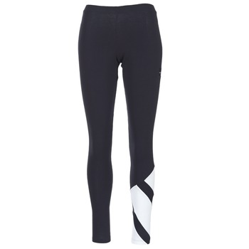 vaatteet Naiset Legginsit adidas Originals EQT LEGGINGS Black / White