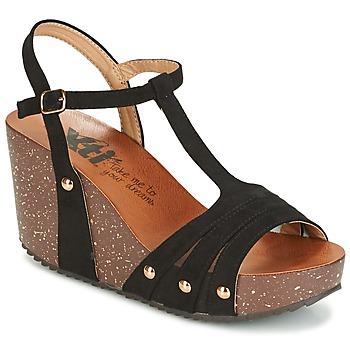 kengät Naiset Sandaalit ja avokkaat Xti  Black