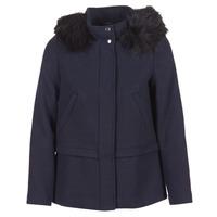vaatteet Naiset Paksu takki Esprit CARDA Laivastonsininen