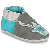 kengät Pojat Vauvan tossut Robeez SUPERSTAR ROCK Blue / Grey