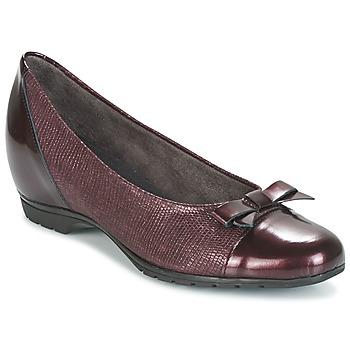 kengät Naiset Balleriinat Pitillos 3614 BORDEAUX
