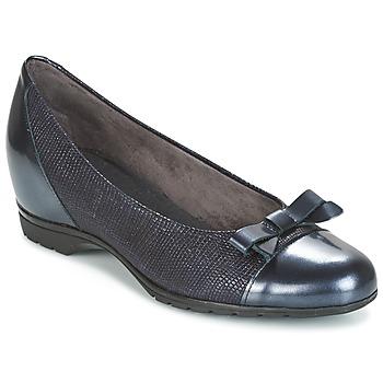 kengät Naiset Balleriinat Pitillos 3614 Laivastonsininen