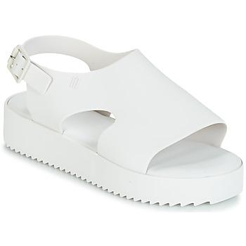 kengät Naiset Sandaalit ja avokkaat Melissa HOTNESS White