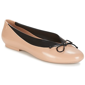 kengät Naiset Balleriinat Melissa JUST DANCE Beige