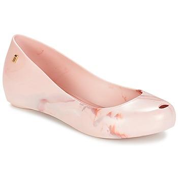 kengät Naiset Balleriinat Melissa ULTRAGIRL XII Pink
