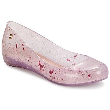 kengät Naiset Balleriinat Melissa ULTRAGIRL XII Pink / Glitter