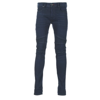 vaatteet Miehet Slim-farkut Diesel FOURK Sininen