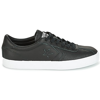 Converse BREAKPOINT FOUNDATIONAL LEATHER OX BLACK/BLACK/WHITE