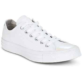 kengät Naiset Matalavartiset tennarit Converse CHUCK TAYLOR ALL STAR White