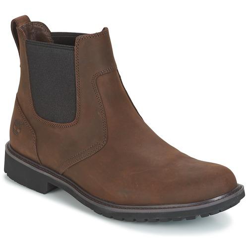 kengät Miehet Bootsit Timberland STORMBUCKS CHELSEA Brown