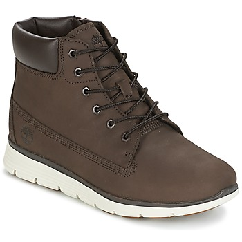 kengät Lapset Bootsit Timberland KILLINGTON 6 IN Brown
