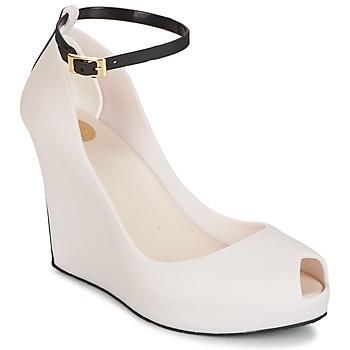 kengät Naiset Sandaalit ja avokkaat Melissa PATCHULI IX AD BEIGE / Black