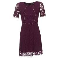 vaatteet Naiset Lyhyt mekko Morgan ROUJEL BORDEAUX