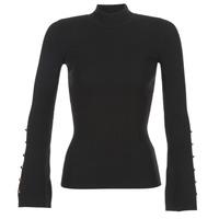 vaatteet Naiset Neulepusero Morgan MJIK Black