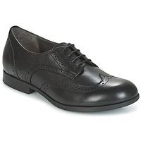 kengät Naiset Derby-kengät Birkenstock LARAMI LOW Musta
