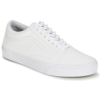 kengät Matalavartiset tennarit Vans OLD SKOOL White
