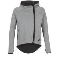 vaatteet Naiset Svetari Nike TECH FLEECE CAPE FZ Grey