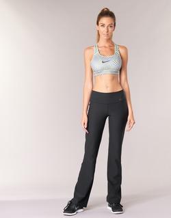 vaatteet Naiset Verryttelyhousut Nike POWER LEGEND PANT Black / Grey
