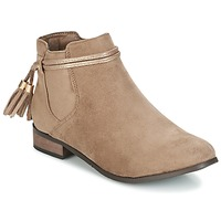 kengät Naiset Bootsit Moony Mood GATHA Taupe