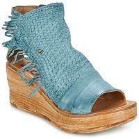 kengät Naiset Sandaalit ja avokkaat Airstep / A.S.98 NOA Blue