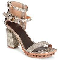 kengät Naiset Sandaalit ja avokkaat Airstep / A.S.98 CALMORA Grey / Pink