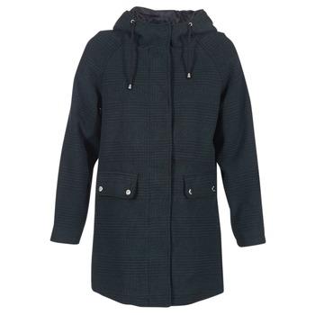 vaatteet Naiset Paksu takki Noisy May TOWN Black