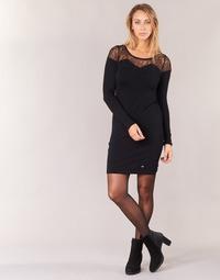 vaatteet Naiset Lyhyt mekko LPB Woman DARTO Black