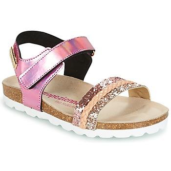 kengät Tytöt Sandaalit ja avokkaat Les Tropéziennes par M Belarbi PETILLE Pink