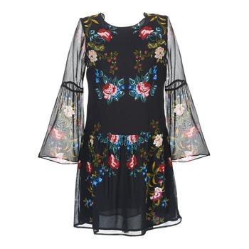vaatteet Naiset Lyhyt mekko Derhy DANEMARK Black