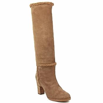 kengät Naiset Saappaat Veronique Branquinho MERINOS Brown