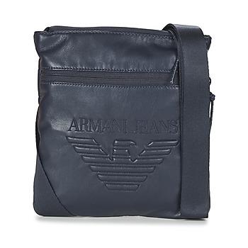 laukut Miehet Pikkulaukut Armani jeans GIBOU Laivastonsininen