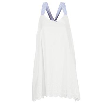 vaatteet Naiset Lyhyt mekko Betty London GRAMA ECRU