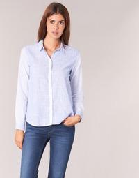 vaatteet Naiset Paitapusero / Kauluspaita Pepe jeans CRIS Blue
