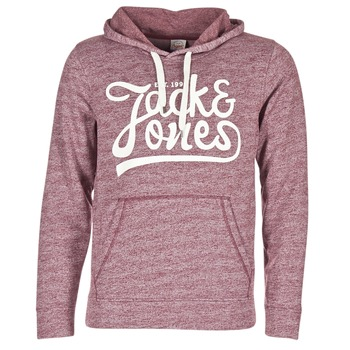vaatteet Miehet Svetari Jack & Jones PANTHER ORIGINALS BORDEAUX