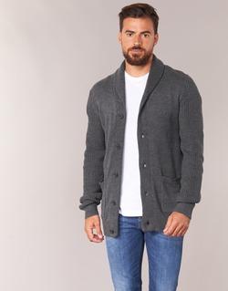 vaatteet Miehet Neuleet / Villatakit Jack & Jones INSPECT ORIGINALS Grey