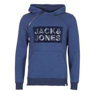 vaatteet Miehet Svetari Jack & Jones KALVO CORE Blue