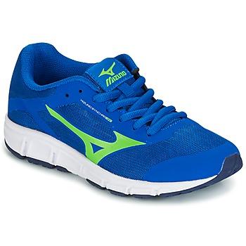kengät Lapset Juoksukengät / Trail-kengät Mizuno MIZUNO SYNCHRO JR Blue