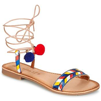 kengät Naiset Sandaalit ja avokkaat Lola Espeleta EDWINA Blue