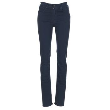 vaatteet Naiset 5-taskuiset housut Cimarron NOUFLORE Laivastonsininen