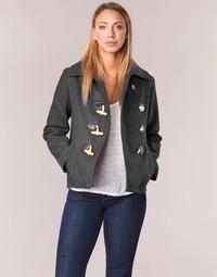 vaatteet Naiset Paksu takki Armor Lux MARTIC Grey