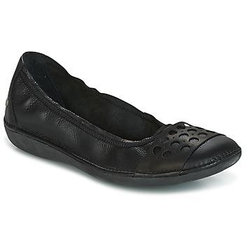 kengät Naiset Balleriinat TBS MAYORK Black
